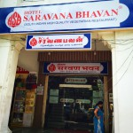 南インド料理 ミールス【Saravana Bhawan】@Delhi Connaught Place