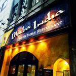 南インド料理の人気店でランチミールス!【ダバ インディア】@京橋