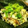 タイの目玉焼きサラダ【ヤムカイダーオ】
