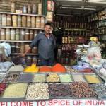 気ままにインドでカレーな旅2015【Day5 デリーのマーケットでSpice!Spice!】