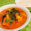 スパイス&酸味の絶妙コラボ!南インド 白身魚のフィッシュカレー