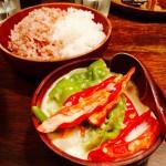 世界一トウガラシを食べる?幸せの国 ブータン料理♪【ガテモタブン】@代々木上原