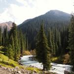 【世界一周62日目:キルギスタン】カラコルからアルティンアラシャンへ