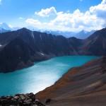 【世界一周63〜64日目:キルギスタン】絶景アラコル湖〜カラコルリターン