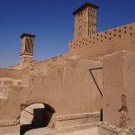 【世界一周90日目:イラン】砂漠の街ヤズド旧市街を歩く!
