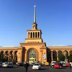 【世界一周109日目】アルメニア エレバンからジョージアへ陸路国境越え!