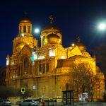 【世界一周134日目:ブルガリア】冬のヴァルナ ビーチエリアはオフシーズン