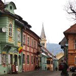 【世界一周141-142日目:ルーマニア】世界遺産シギショアラ歴史地区へ!