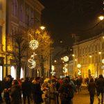 【世界一周142-143日目:ルーマニア】シビウのキラキラクリスマス♪