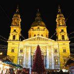 【世界一周144日目:ハンガリー】ブダペストのクリスマスマーケット&世界遺産の夜景!