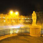 【世界一周146日目:ハンガリー】ブダペストで温泉!12月のスパは…凍える寒さ!!!