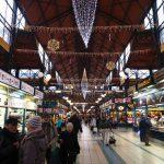 【世界一周147日目:ハンガリー】ブダペストのマーケット&要塞からの夜景!