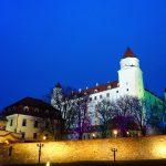 【世界一周149日目:スロバキア】ブラチスラヴァ城に登ってみた!