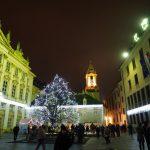 【世界一周150日目:スロバキア】クリスマスのブラチスラヴァ旧市街巡り