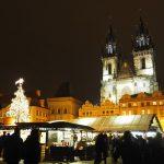 【世界一周153日目②:チェコ】プラハのクリスマスマーケット&グルメ!