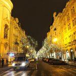 【世界一周155日目:チェコ】プラハ旧市街へ宿移動&日本へ荷物を送ってみた!