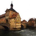 【世界一周160日目:ドイツ】世界遺産の街 古都バンベルクで燻製ビール♪
